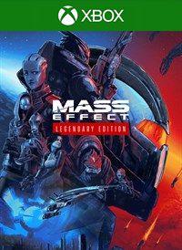 Mass Effect Legendary Edition - Edição Lendária - Mídia Digital - Xbox One - Xbox Series X S