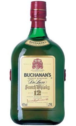 Whisky Buchanan's 12 anos 1L