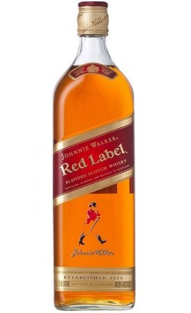 Whisky Johnnie Walker Red Lable 1L