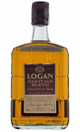 Whisky Logan Heritage 8 anos 700ml