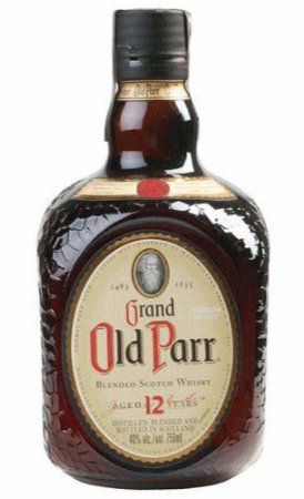 Whisky Old Parr 12 anos 1L