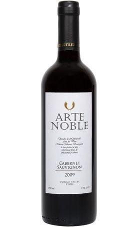 Vinho Arte Noble Cabernet Sauvignon Tinto 750ml