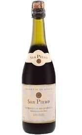 Lambrusco Doce San Piero Tinto 750ml