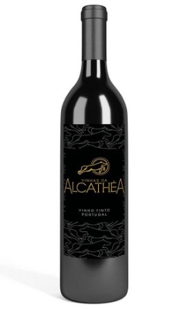 Vinho Vinhas da Alcathea Tinto 750 ml