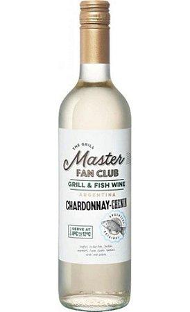 Vinho Master Fan Club Chardonay - Chenning blanc