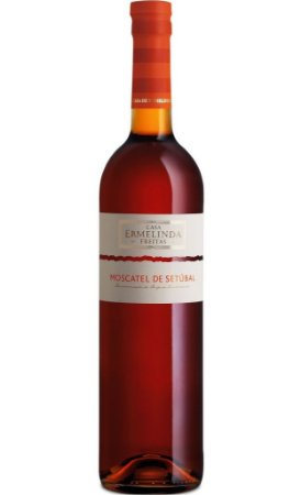 Vinho Casa Ermelinda Moscatel de Setúbal Sobremesa 750ml