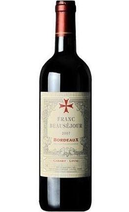 Vinho Franc Beauséjour Bordeaux Tinto 750ml