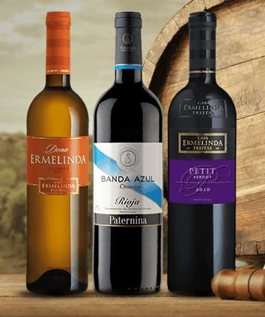 Clube do Vinho – Completo