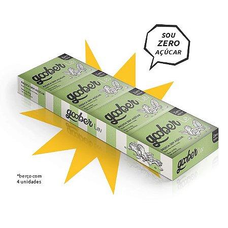 Paçoca Goober Lev Zero Açúcar (Pack c/ 04un.)