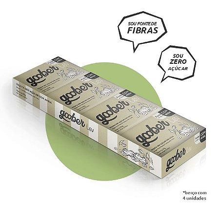 Paçoca Goober Zero Açúcar C/ Aveia (Pack C/ 04 un.)