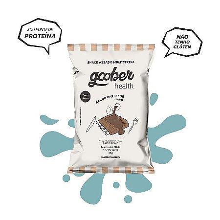 Snack Multicereal Goober - Sabor Barbecue 35g