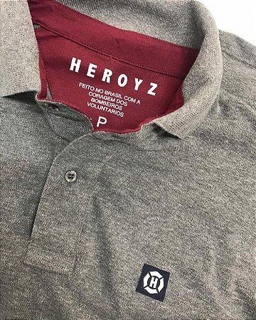 Camisa Pólo HEROYZ Clássica