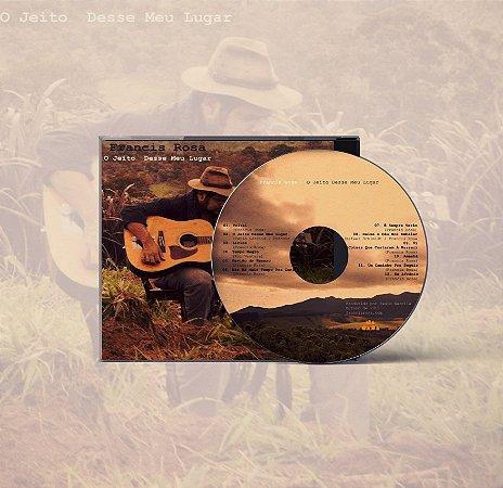 CD O Jeito desse meu lugar