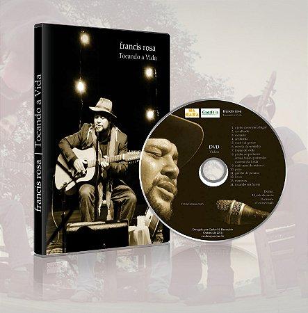 DVD Francis Rosa - Tocando a Vida