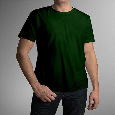 c7c1b528f4 Camiseta Adulto - Verde Musgo - KG Camisetas Personalizadas