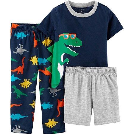 Conjunto Dinossauro da Carter's