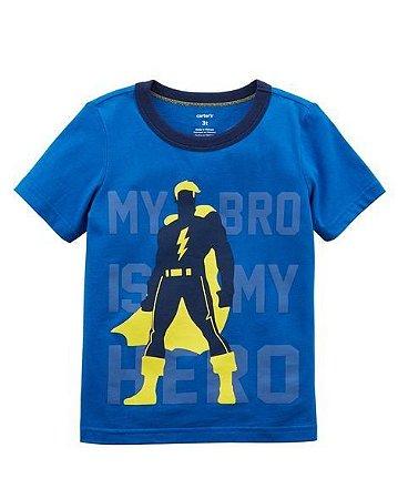 Camiseta Hero da Carter's
