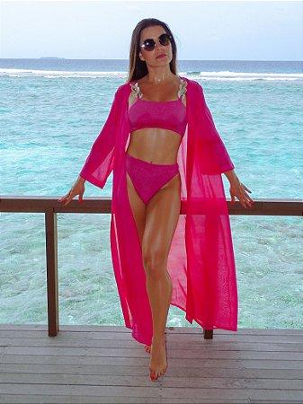 Vestido Lux Pink