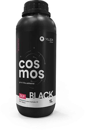 Cosmos DLP - Black - 1 Litro - Resina para impressora 3D