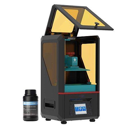 Impressora 3D - Anycubic Photon DLP/SLA + 1Lt de resina