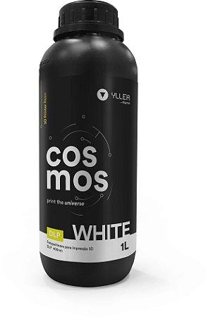 Cosmos DLP - White - 1 Litro - Resina para impressora 3D
