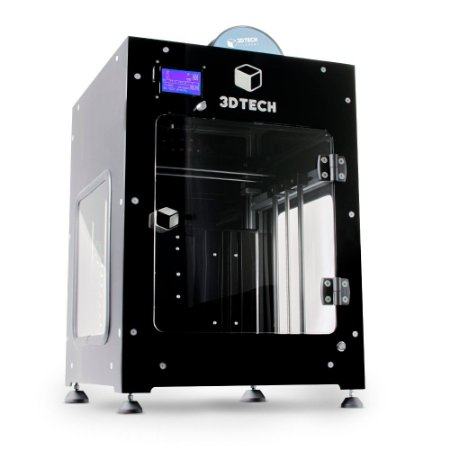 Impressora 3D  - 3D Tech SP Control + 1Kg de filamento