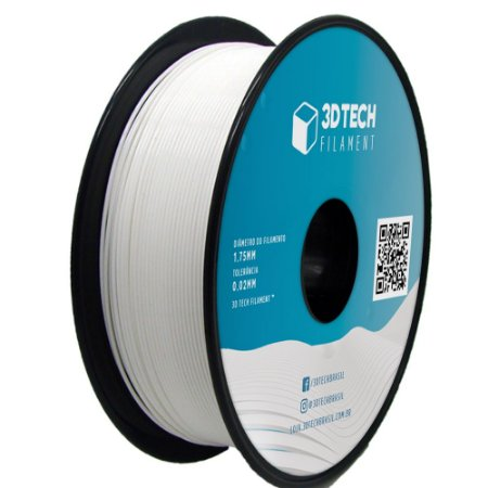 Filamento PLA PLUS 1,75mm 1KG - 3D Tech Filament ®