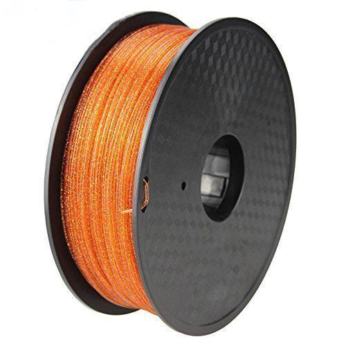 Filamento PLA Twinking - Laranja 1,75mm 1KG - 3D Tech Filament ®