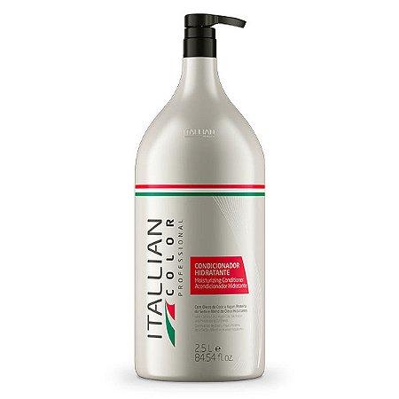 Condicionador Hidratante Lavatório Itallian Color 2,5L