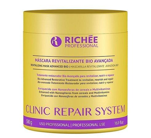 Máscara Revitalizante Richée Clinic Repair System 500g