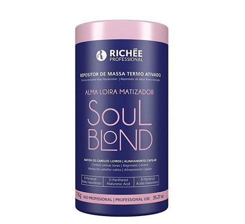Richée Soul Blond Repositor de Massa 1kg