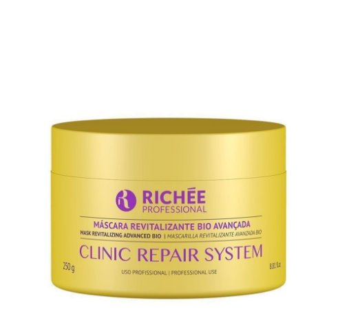 Máscara Revitalizante Richée Clinic Repair System 250g