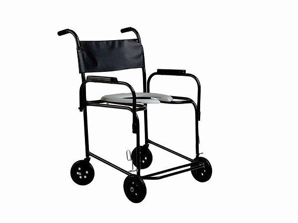 Locação - Cadeira de Banho -  de 85Kg até 120Kg - 30 dias