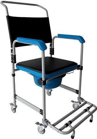 Cadeira para Higienização D50 ACO - Dellamed