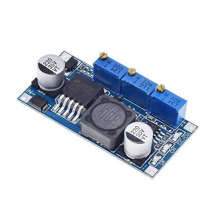 Regulador De Tensão Step Down Buck Lm2596hvs Cc-cc 30v 3A