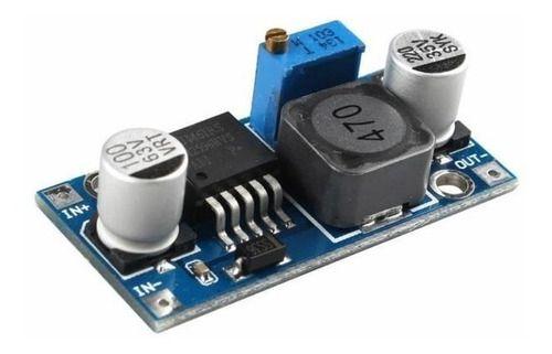 Regulador De Tensão Step Down Buck Lm2596hvs 60v 3a Arduino