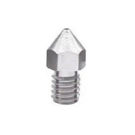 Bico Nozzle Impressora 3d Mk7 / Mk8 1,75mm 0,5mm Inox
