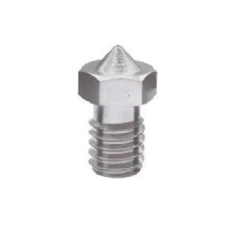 Bico Nozzle Impressora 3d 1.75mm 0,6mm V6 V5 Inox