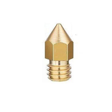 Bico Nozzle Impressora 3d Mk7 / Mk8 1,75mm 0,5mm