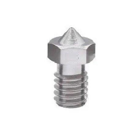 Bico Nozzle Impressora 3d 1.75mm 0,4mm V6 V5 Inox