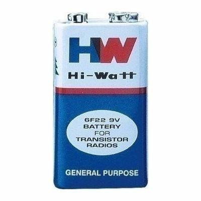 Bateria 9v Hw 6f22m