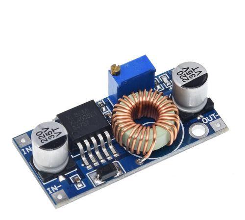 Regulador De Tensão Step Down Buck Dc-dc Xl4005 Lm2596 5a