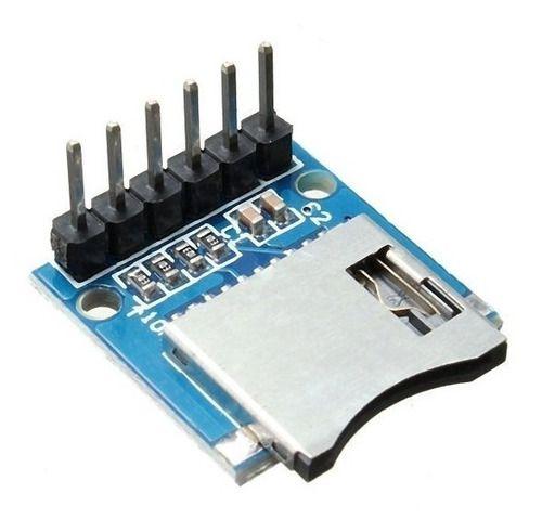 Módulo Expansão Mini/micro Sd Card Cartão De Memória