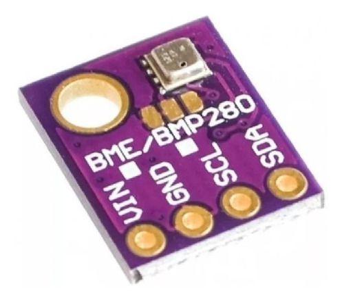 Módulo Sensor De Pressão Atmosférica Gy Bme280