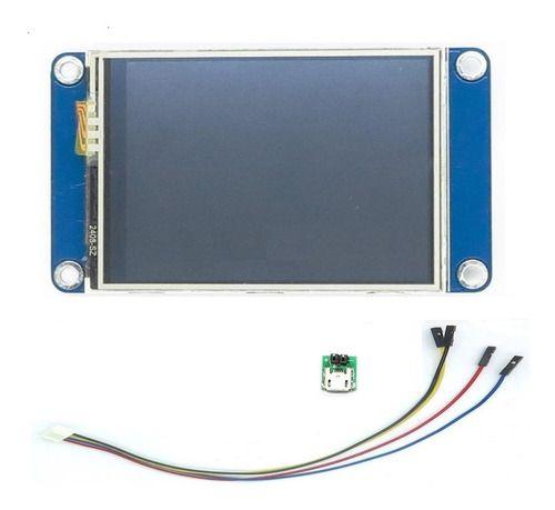 Display Lcd Touch Nextion 2.4 Pol 320x240 Arduino