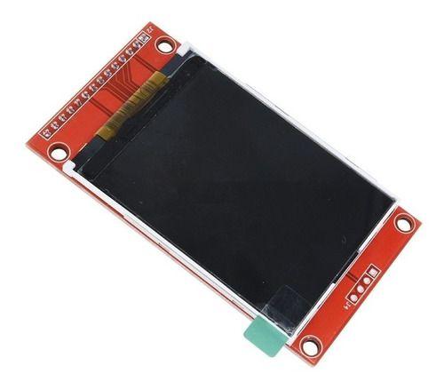 Display Lcd 2.4 Pol 240x320 Micro Sd Ili9341 Arduino