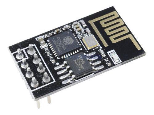 Módulo Wifi Esp-01s Esp8266 Porta Serial Arduino