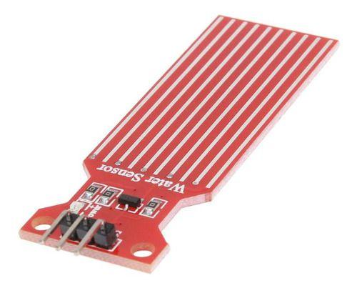 Sensor De Nível E Detecção De Água P/ Arduino