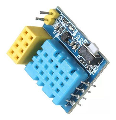 Módulo Sensor Temperatura Umidade Dht11 Para Esp8266 Wifi