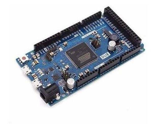 Placa Due R3 Atsam3x8e Arm Cortex-m3 32-bit - Compatível